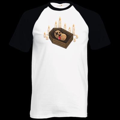 Motiv: TShirt Baseball - Potatoe Sarg