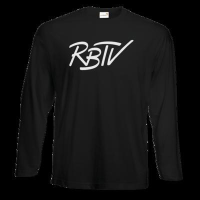 Motiv: Exact 190 Longsleeve FAIR WEAR - RBTV - Oldschool Logo