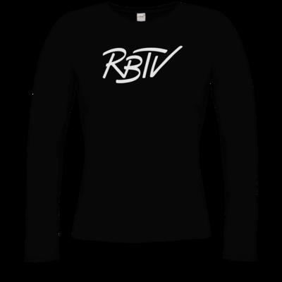 Motiv: Longsleeve Damen FAIR WEAR - RBTV - Oldschool Logo