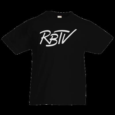 Motiv: Kids T-Shirt Premium FAIR WEAR - RBTV - Oldschool Logo