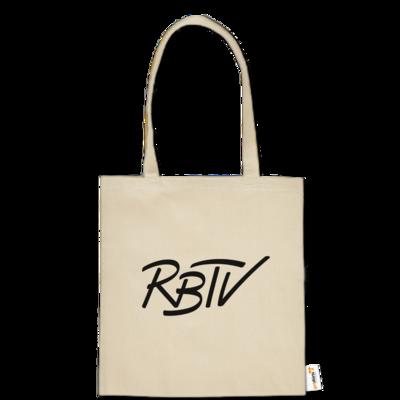 Motiv: Baumwolltasche - RBTV - Oldschool Logo