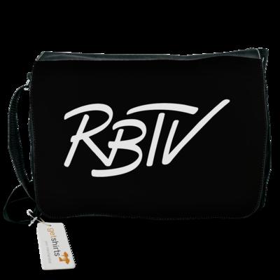 Motiv: Schultertasche - RBTV - Oldschool Logo