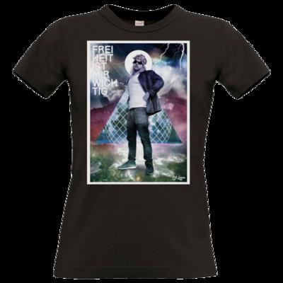 Motiv: T-Shirt Damen Premium FAIR WEAR - Eduard Laser - FIMW