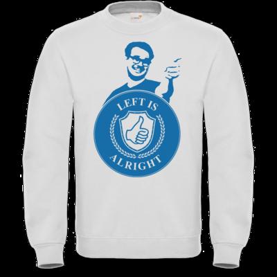 Motiv: Sweatshirt FAIR WEAR - Left is alright