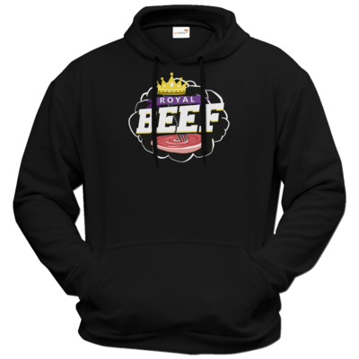 Motiv: Hoodie Premium FAIR WEAR - Royal Beef - Logo
