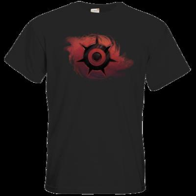 Motiv: T-Shirt Premium FAIR WEAR - Götter und Dämonen - Dämonenkrone