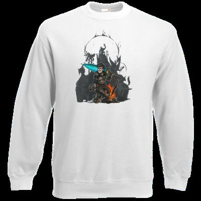 Motiv: Sweatshirt Classic - HookedTom