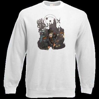Motiv: Sweatshirt Classic - HookedRobin