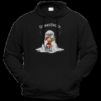 Motiv: Hoodie Premium FAIR WEAR - Schneedrueck