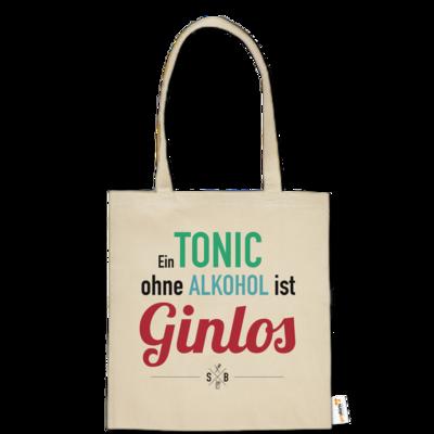 Motiv: Baumwolltasche - SizzleBrothers - Grillen - Gin - ginlos 2