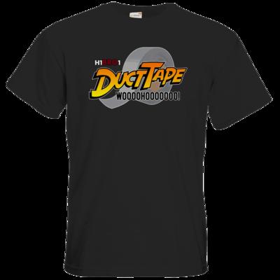 Motiv: T-Shirt Premium FAIR WEAR - DuctTape