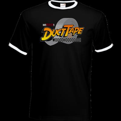 Motiv: T-Shirt Ringer - DuctTape
