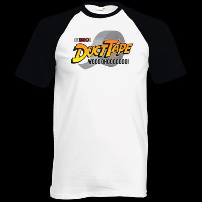 Motiv: TShirt Baseball - DuctTape