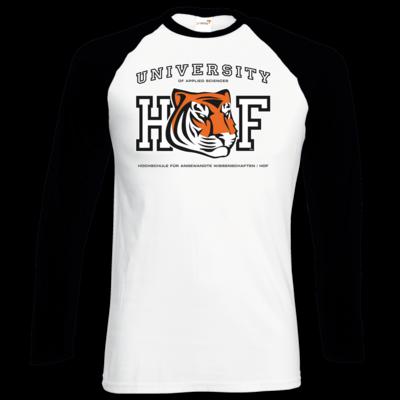 Motiv: Longsleeve Baseball T - CampusStore - Tiger