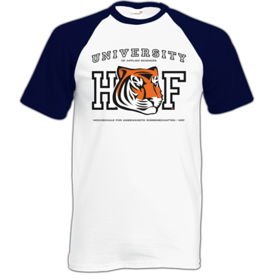 Motiv: Baseball-T FAIR WEAR - CampusStore - Tiger
