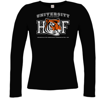 Motiv: Longsleeve Damen FAIR WEAR - CampusStore - Tiger