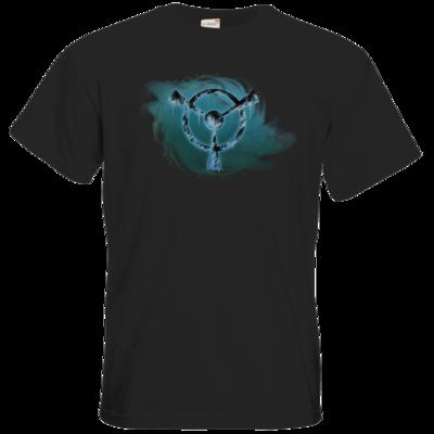 Motiv: T-Shirt Premium FAIR WEAR - Götter und Dämonen - Namenloser Frost