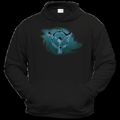 Motiv: Hoodie Classic - Götter und Dämonen - Namenloser Frost