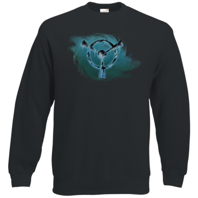 Motiv: Sweatshirt Classic - Götter und Dämonen - Namenloser Frost