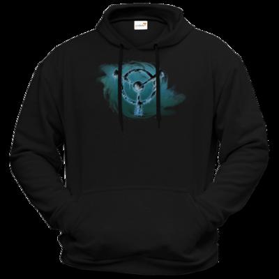 Motiv: Hoodie Premium FAIR WEAR - Götter und Dämonen - Namenloser Frost