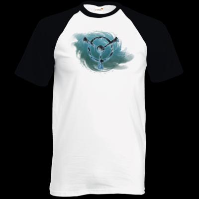 Motiv: TShirt Baseball - Götter und Dämonen - Namenloser Frost