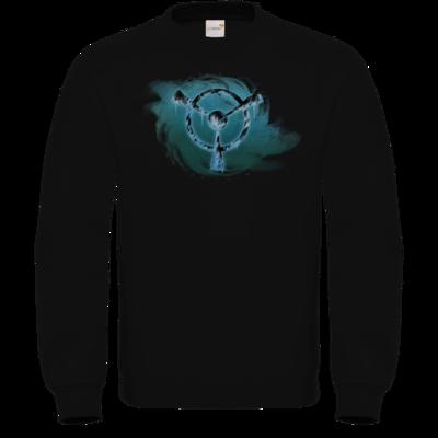 Motiv: Sweatshirt FAIR WEAR - Götter und Dämonen - Namenloser Frost