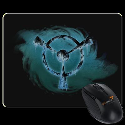 Motiv: Mousepad Textil - Götter und Dämonen - Namenloser Frost
