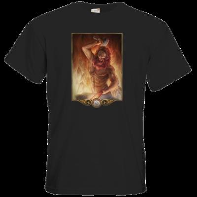 Motiv: T-Shirt Premium FAIR WEAR - Götter - Ingerimm