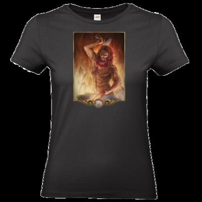 Motiv: T-Shirt Damen Premium FAIR WEAR - Götter - Ingerimm