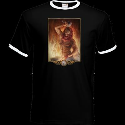 Motiv: T-Shirt Ringer - Götter - Ingerimm