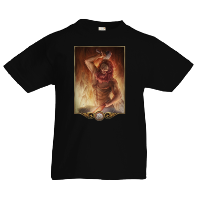 Motiv: Kids T-Shirt Premium FAIR WEAR - Götter - Ingerimm