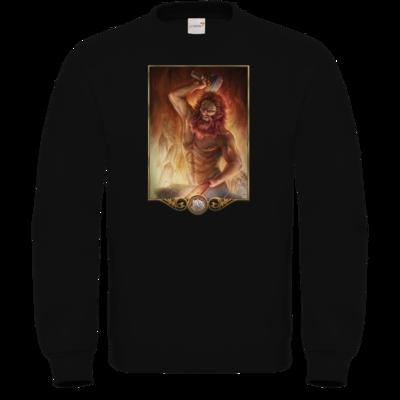 Motiv: Sweatshirt FAIR WEAR - Götter - Ingerimm
