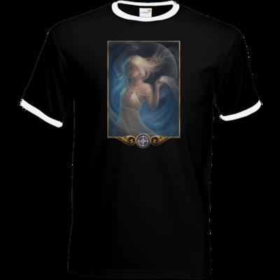 Motiv: T-Shirt Ringer - Götter - Mada