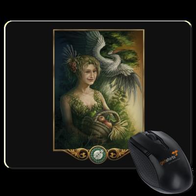 Motiv: Mousepad Textil - Götter - Peraine