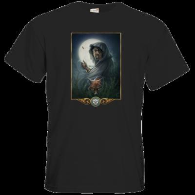 Motiv: T-Shirt Premium FAIR WEAR - Götter - Phex