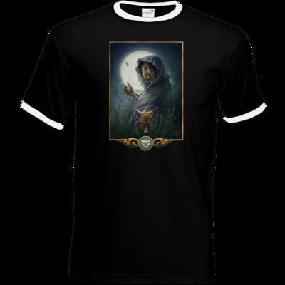 Motiv: T-Shirt Ringer - Götter - Phex