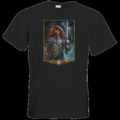 Motiv: T-Shirt Premium FAIR WEAR - Götter - Rondra