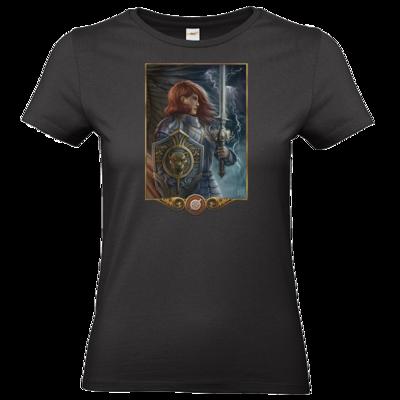 Motiv: T-Shirt Damen Premium FAIR WEAR - Götter - Rondra