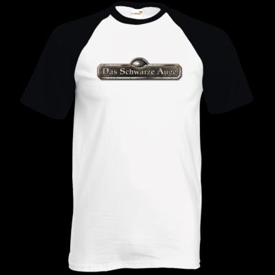 Motiv: TShirt Baseball - Logos - Schriftzug Das Schwarze Auge