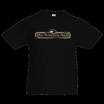Motiv: Kids T-Shirt Premium FAIR WEAR - Logos - Schriftzug Das Schwarze Auge