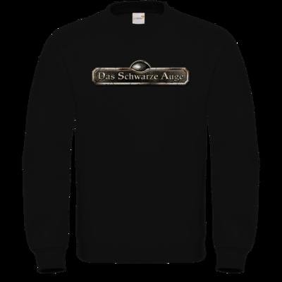 Motiv: Sweatshirt FAIR WEAR - Logos - Schriftzug Das Schwarze Auge