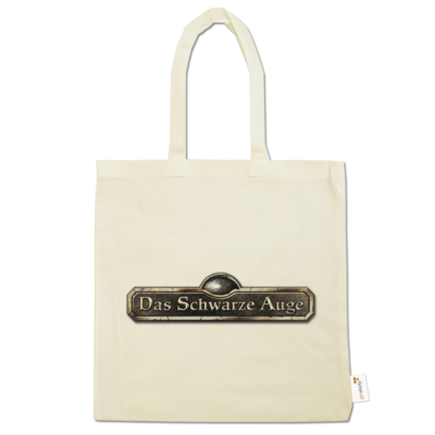 Motiv: Baumwolltasche - Logos - Schriftzug Das Schwarze Auge