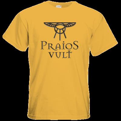 Motiv: T-Shirt Premium FAIR WEAR - Sprüche - Götter - Praios Vult