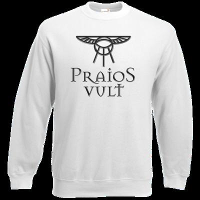 Motiv: Sweatshirt Classic - Sprüche - Götter - Praios Vult