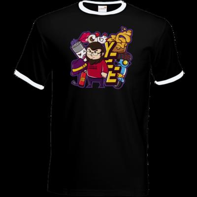 Motiv: T-Shirt Ringer - Philmann