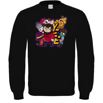 Motiv: Sweatshirt FAIR WEAR - Philmann