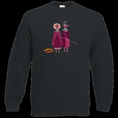 Motiv: Sweatshirt Classic - Kawaida's Journey - Massai