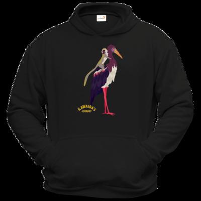 Motiv: Hoodie Classic - Kawaida's Journey - Kawaida Bird