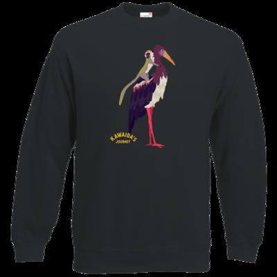 Motiv: Sweatshirt Classic - Kawaida's Journey - Kawaida Bird
