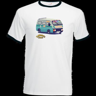 Motiv: T-Shirt Ringer - Kawaida's Journey - Dala Dala